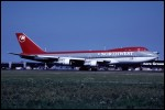 photo of Boeing 747-251B N627US