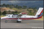 photo of de Havilland Canada DHC-6 Twin Otter 300 TI-AZQ