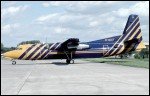 photo of Fokker F-27 Friendship 500RF D-ACCT