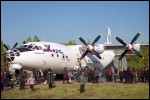 photo of Antonov An-12BP UR-TSI