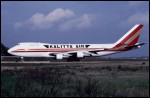 photo of Boeing 747-209BSF N714CK