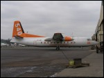 photo of Fokker F-27 Friendship 500 5Y-BVF