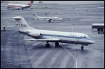 photo of Fokker F28 Fellowship 4000 N475AU