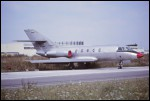 photo of Dassault Falcon 20F F-WRQP