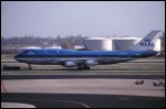 photo of Boeing 747-306M PH-BUU