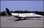 photo of Cessna 550 Citation II P2-TAA