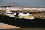 photo of ATR-72-212 EC-HBU