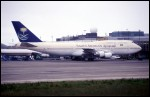 photo of Boeing-747-368-HZ-AIS