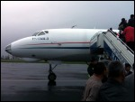 photo of Tupolev 134A-3 EX-020
