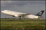photo of Airbus A300B4-605R TC-OAG