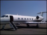 photo of Gulfstream G-IV N823GA