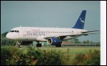 photo of Airbus A320-232 YK-AKF