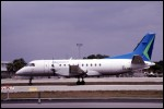 photo of Saab 340B C6-SBJ