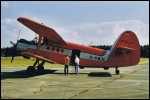 photo of Antonov An-2T D-FWJC
