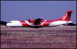 photo of ATR 72-202 EC-LNP