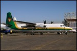 photo of Fokker 50 5Y-VVJ