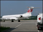 photo of Fokker 100 SE-DUU