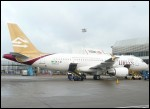 photo of Airbus A320-214 5A-LAI