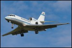 photo of Dassault Falcon 50EX F-GLSA