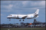 photo of Saab 340B G-LGNL