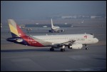photo of Airbus A320-232 HL7762