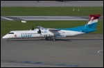 photo of de Havilland Canada DHC-8-402Q Dash 8 LX-LGH