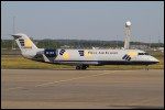 photo of Canadair CL-600-2B19 Regional Jet CRJ-200PF SE-DUX