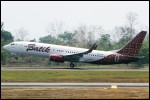 photo of Boeing 737-8GP (WL) PK-LBS