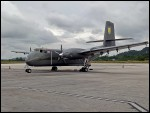 photo of de Havilland Canada DHC-4T Caribou PK-SWW