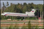 photo of Tupolev 154B-2 RA-85572