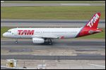 photo of Airbus A320-232 PT-MZJ