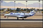 photo of Cessna 525A CitationJet CJ2+ N525EG
