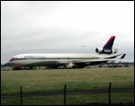 photo of McDonnell Douglas MD-11 N803DE