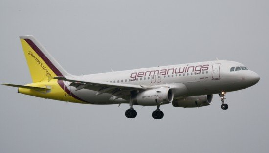 File photo of a Germanwings A319 on approach to runway 14L at Cologne/Bonn Airport (photo: H.Ranter/ASN)