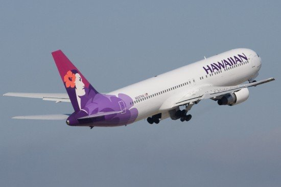 File photo of a Hawaiian Boeing 767-300 (Photo: Dylan Ashe / CC:by-sa)