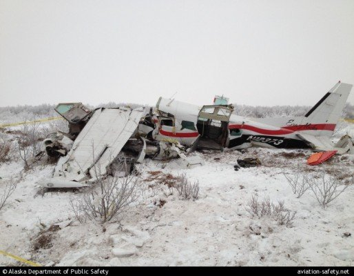 Cessna 208B Grand Caravan N12373 crashed in Alaska in November 2013.