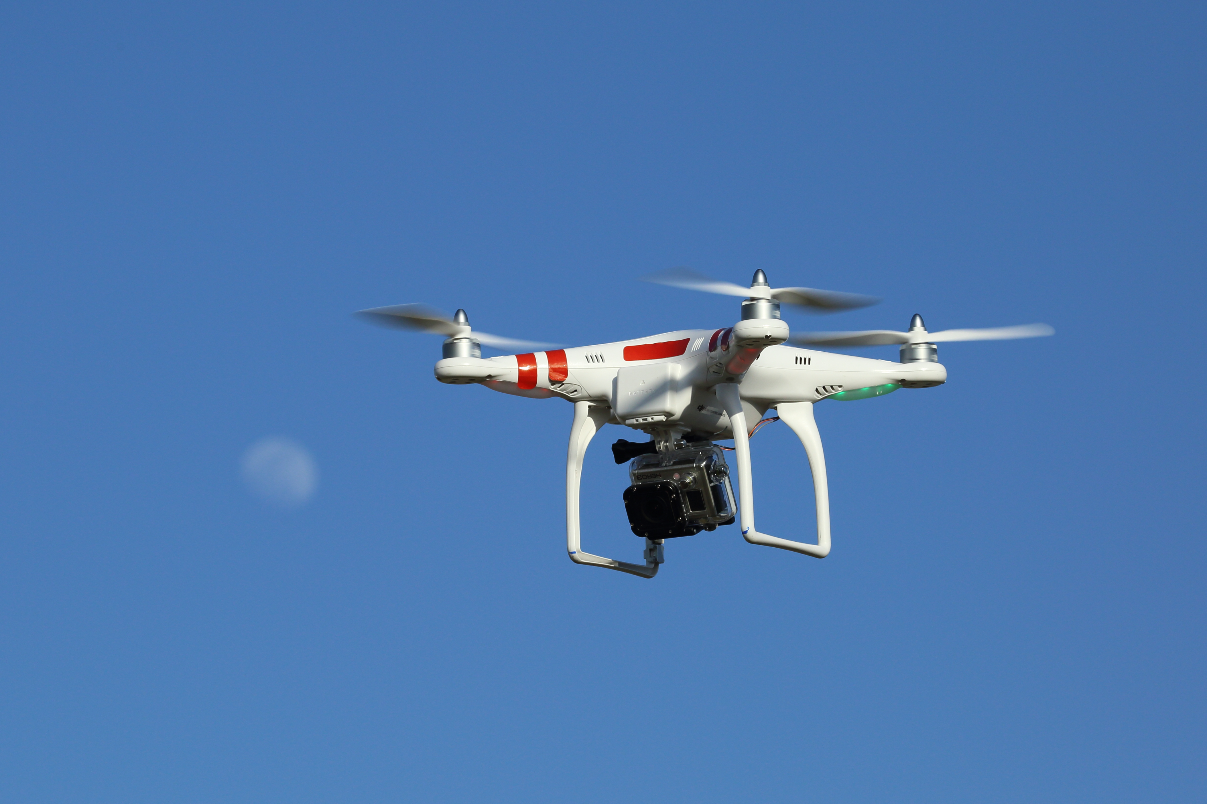 ASN News Rise in incident reports involving drones in the ...