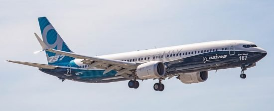 Boeing 737 MAX 9 Photo: Clemens Vasters / CC:by)