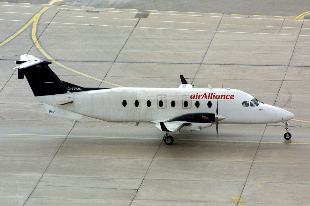 Beechcraft 1900 photo