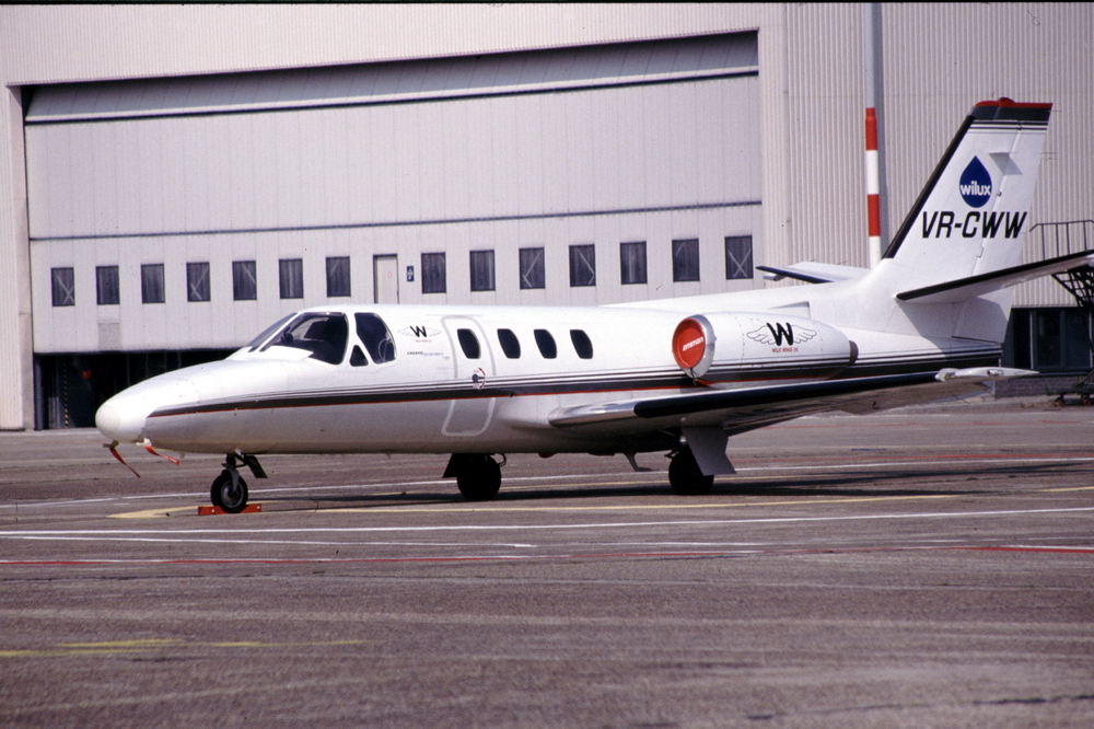 Cessna 500 Citation I photo