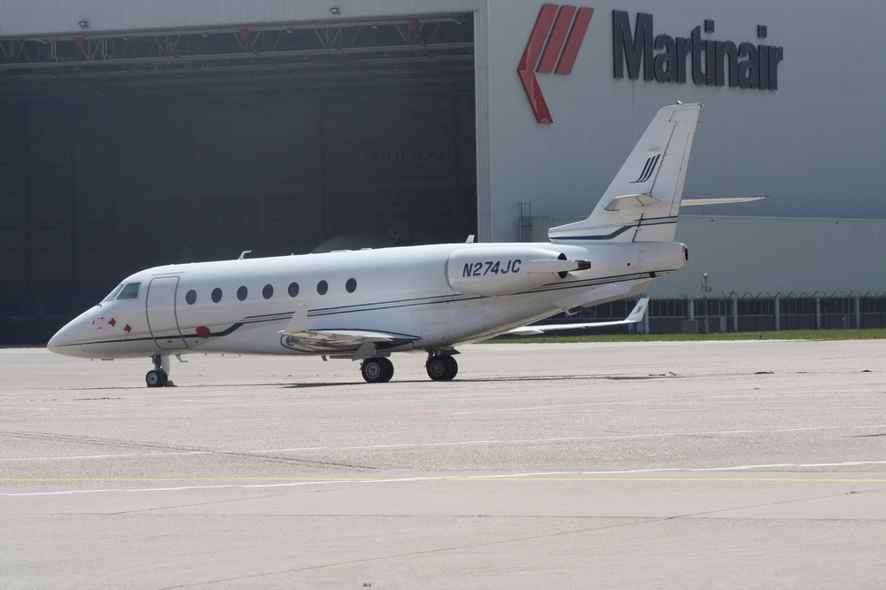 Gulfstream G200 photo