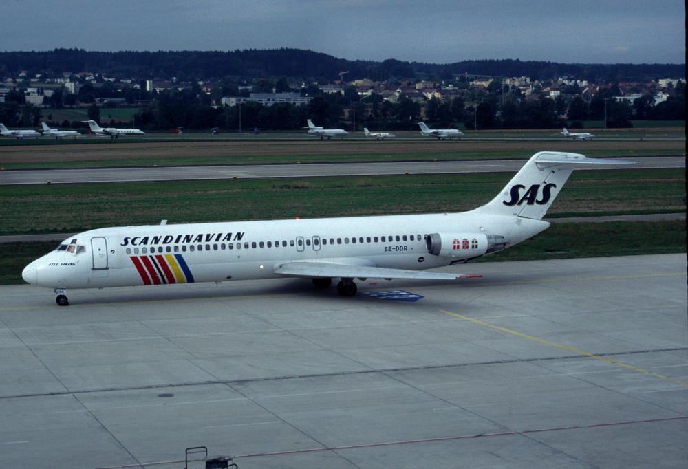 McDonnell Douglas DC-9/MD-80s/MD90/B717 photo