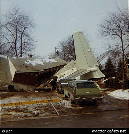 ASN Aircraft accident Fairchild FH-227B N7818M Albany Airport, NY (ALB)