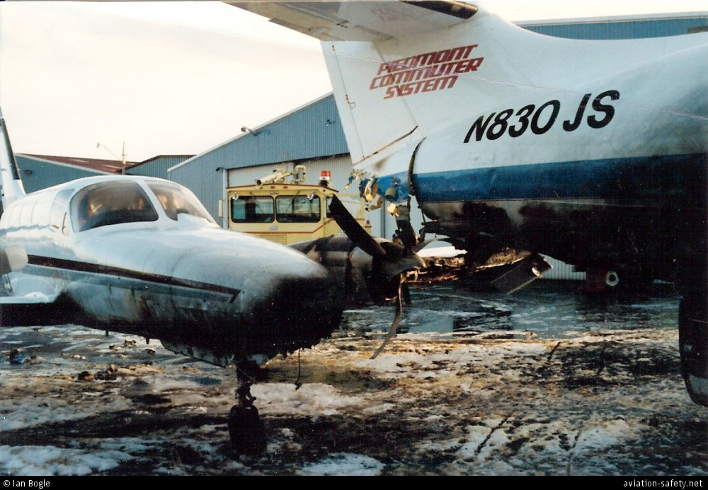 ASN Aircraft accident British Aerospace 3102 Jetstream 31 N830JS