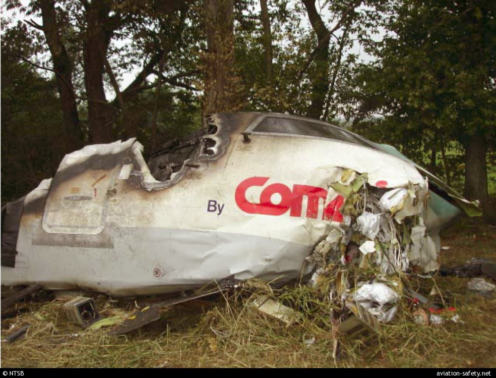 Asn Aircraft Accident Canadair Cl 600 2b19 Regional Jet
