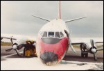 photo of Vickers 708 Viscount G-ARIR