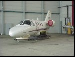 photo of Cessna-525-CitationJet-N909M