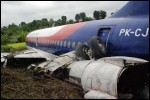 photo of Boeing-737-2H6-PK-CJG