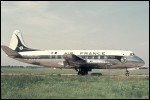 photo of Vickers 708 Viscount F-BGNM