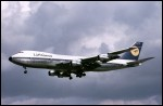 photo of Boeing 747-130 D-ABYB